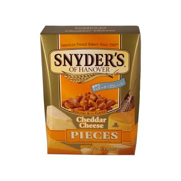 《史耐德Snyder's》蝴蝶碎餅(乾酪起司,250g精美盒裝)