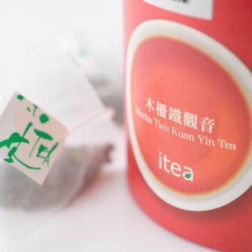 iTea木柵鐵觀音-原片立體茶包
