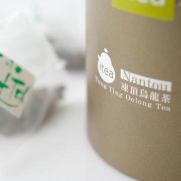 iTea凍頂烏龍茶-原片立體茶包