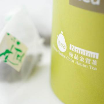 iTea極品金萱茶-原片立體茶包