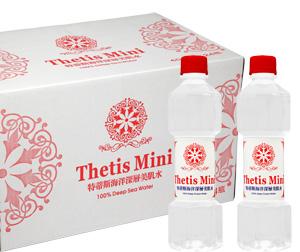 特蒂斯mini海洋深層美肌水(24瓶/箱)