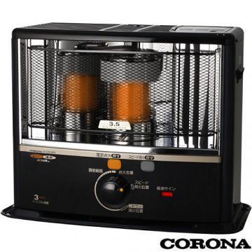 【CORONA】日本原裝自動溫控煤油暖爐/暖氣機 SX-E3512WY(送自動補油器)