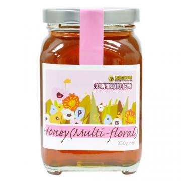 【蜜蜂故事館】美斯樂龍眼花蜜350g