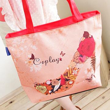 【Coplay設計包】美麗高跟鞋|托特包