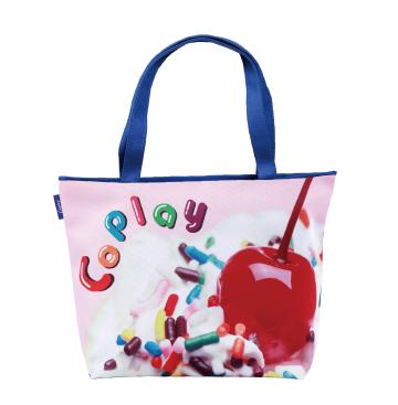 【Coplay設計包】櫻桃派對|托特包