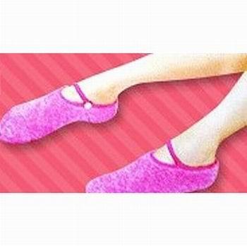 (e鞋院)芭蕾舞保暖襪