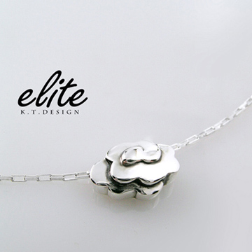 《伊麗珠寶》925純銀項鍊 - K.T. 雲朵