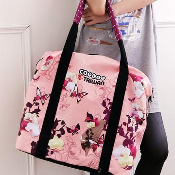 【Coplay設計包】台灣蘭花|旅行袋