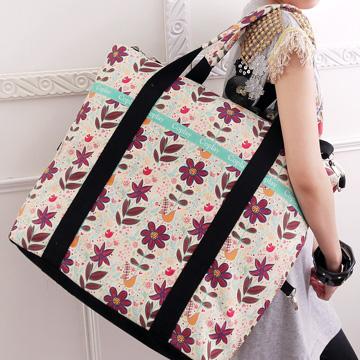 【Coplay設計包】小雛菊花園|旅行袋