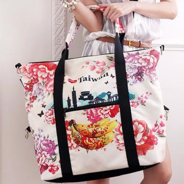 【Coplay設計包】愛台灣系列-香蕉島|旅行袋