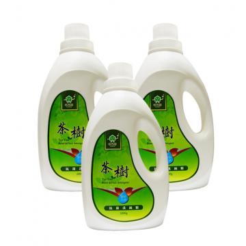 《奇西摩》茶樹洗碗精2000ml x 3瓶