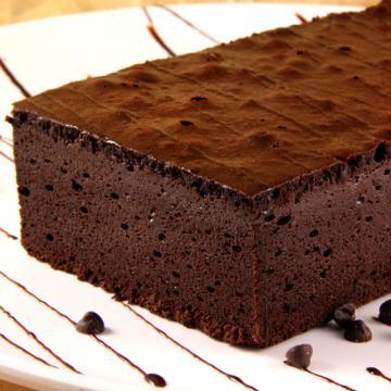 <自然捲烘焙>70%黑磚布朗尼