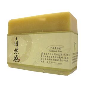 自然力 香氛手工精油皂-珠圓玉潤 110g