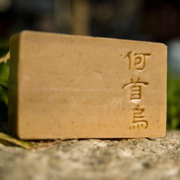 文山手作皂-何首烏洗頭皂(洗頭用)