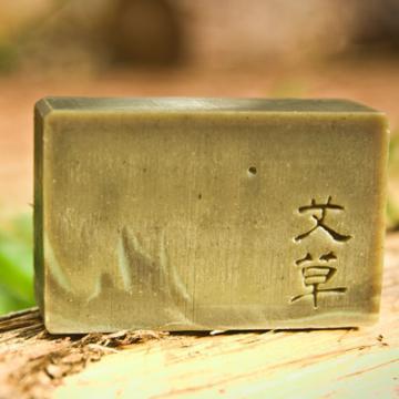 文山手作皂-淨身艾草(沐浴用)