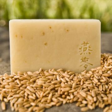 文山手作皂-燕麥牛奶低敏皂(沐浴用)