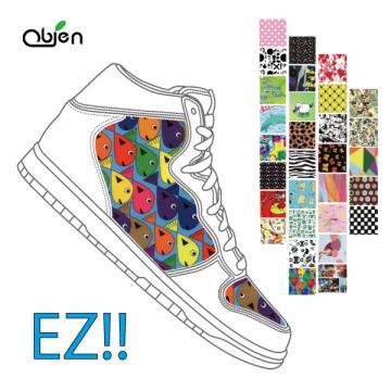 OBIEN EZ-DIY Sticker 酷自貼 - 跟日本同步流行 超酷17款樣式 任你挑選 發揮無限想像力-