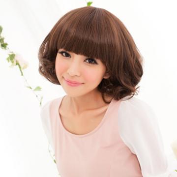 【MX050】公主小妹大QQ髮型