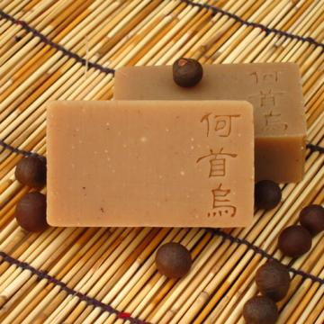 文山手作皂-何首烏洗頭皂二入(洗頭用)