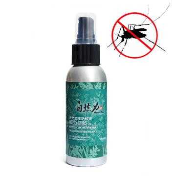 自然力 天然草本防蚊液100ML