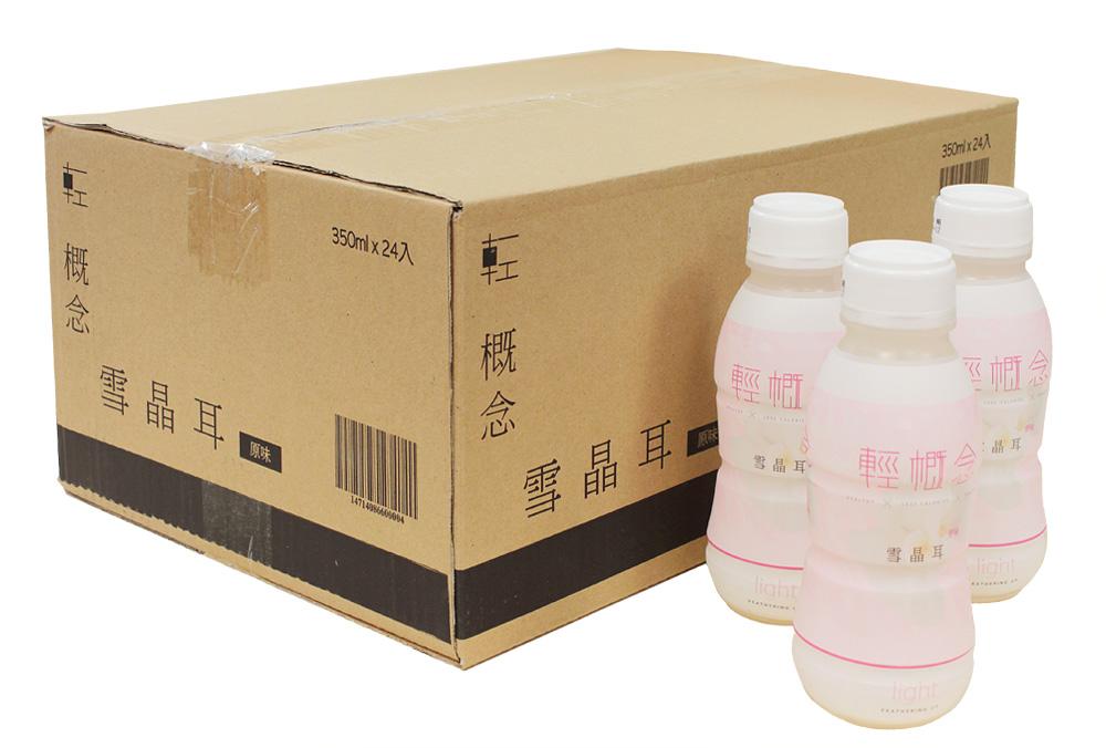 輕概念 雪晶耳(原味)*24瓶/箱