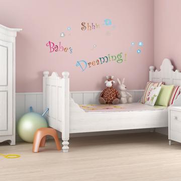 《DALI》創意無痕壁貼◆Babe dream