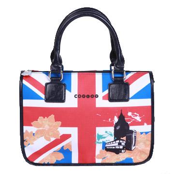 COPLAY設計包-倫敦印象 | 小方波士頓包