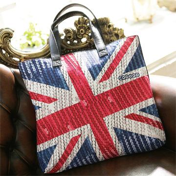 【COPLAY設計包】英國亮片 | 時尚文件包