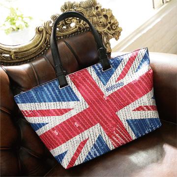 COPLAY設計包-英國亮片 | 時尚船型包