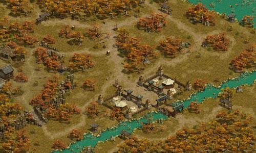 三国地图全图高清版本