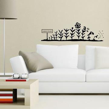 【Smart Design】創意無痕壁貼◆一年之計