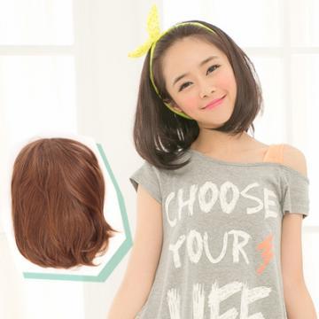 【MW020】半罩式-小資推薦BOB清爽短髮