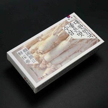 養蔘人家韓國鮮採蔘嘗鮮組50克盒單盒入