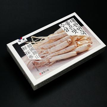 養蔘人家韓國鮮採蔘長生組100克盒單盒入