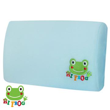 Hifrog 台灣製造多用途高密度記憶午安枕/車頭枕-3M防蹣抗菌枕套