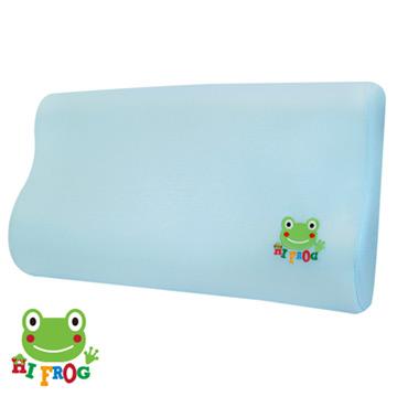 Hifrog 台灣製造高密度記憶枕-3M防蹣抗菌枕套