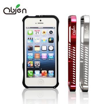OBIEN 歐品漾Apple iPhone 5 鋁合金保護框 (免螺絲設計)