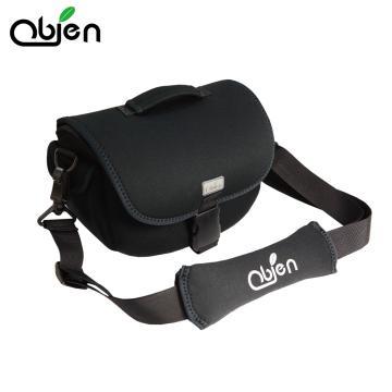 OBIEN 歐品漾O-CAMATE 多功能數位相機包-黑色(單眼相機適用)