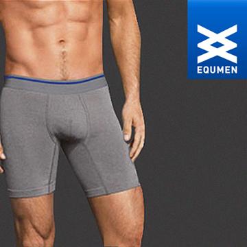 澳洲進口 EQUMEN 男性時尚長提臀塑身褲[灰][免運費]