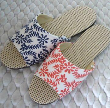(e鞋院) 【夏日和風】紙蓆室內拖鞋
