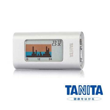 日本【TANITA】三軸感應活動量計(銀白色) AM121E