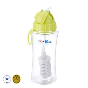《鉅豪》鹼單喝濾水瓶600ML((JH601))