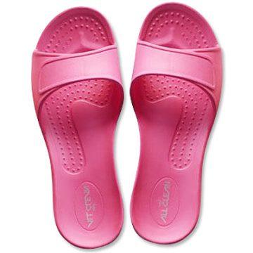 (e鞋院)All Clean 環保室內拖鞋 <桃>