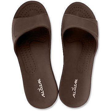 (e鞋院)All Clean 環保室內拖鞋 <咖啡>