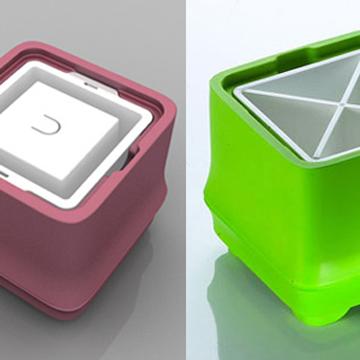 POLAR ICE 極地冰盒二代-雙個特惠組(粉+綠)