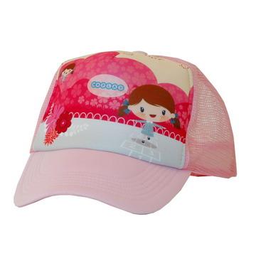 【COPLAY設計包】跳格子~COPLAY網帽