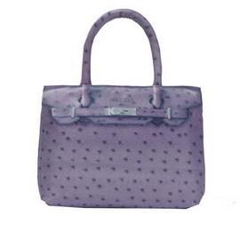 【COPLAY設計包】駝鳥皮紫~迷你柏金