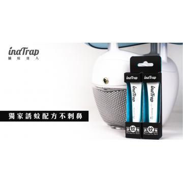 《環保之家》inaTrap 捕蚊達人 新版誘蚊劑  3ml 2入裝 × 5