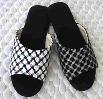 (e鞋院)北歐格緻麂皮底室內拖鞋