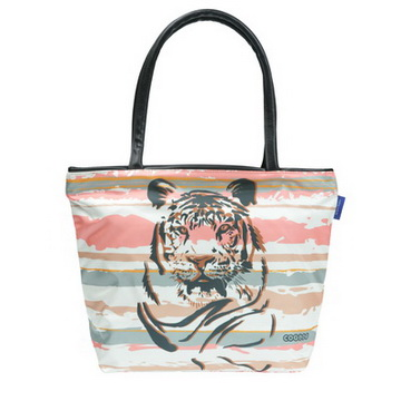 【COPLAY設計包】粉彩大頭虎| 托特二世